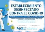 Desinfeccion covid-19 - foto