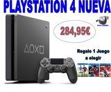 Consolas playstation 4  nuevas CON JUEGO - foto