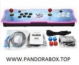 Consola Pandora Box 1300 juegos - foto