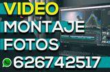 Foto Video - Crear Video con Fotos - foto