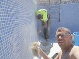 CuidÁ tu piscina. limpieza mantenimiento - foto