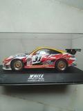 Porsche lightning racing gt3 Scalextric - foto