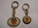 llaveros escudo valencia club de fútbol - foto