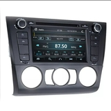 Radio 2 din gps android bmw serie 1 - foto