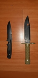 Cuchillos para airsoft - foto