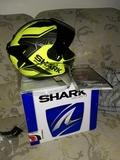 casco integral shark - foto