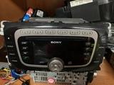 Radio CD Ford Sony Ford Mondeo - foto