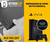 Reparación de HDMI consola PS4 Málaga. - foto