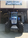 NEW HOLLAND - T 8040 - foto