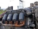 motor scania v8 164 580 - foto
