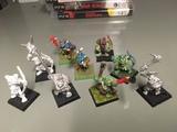 orcos y goblins Warhammer - foto