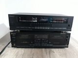 Sherwood estereo doble cassette - foto