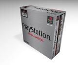 Caja consola playstation 1 9002c repro - foto
