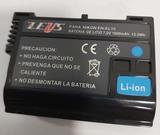 Batería para Nikon-Zeus EN-EL15 - foto