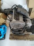 Motor clio 1.8 16v completo - foto