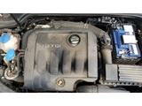 Motor audi a3 8p bxe 1.9 tdi - foto