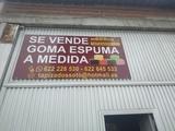 CORTE DE GOMA ESPUMA A MEDIDA - foto