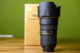 Nikon 24-70 2.8 ED VR - foto