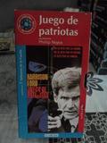 PELíCULA VHS JUEGO DE PATRIOTAS Nº 103 E