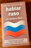 GUÍA DE CONVERSACIÓN RUSO - foto