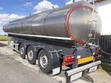 Cisterna acero inoxidable 25 mil litros - foto