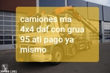 CAMIONES ACCIDENTADOS MAQUINARIAS EXCAVA - foto