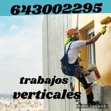 trabajos verticales/fachadas.         1 - foto