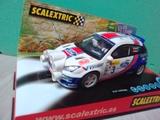 Ford Focus WRC de Scalextric - foto