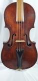 violin barroco estado original - foto