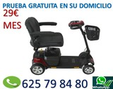 SCOOTER ELECTRICO MINUSVALIDOS SINTRA 30 - foto