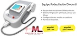Alquiler Mallorca maquinas diodo depilac - foto