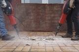 Demolición derribo retirada - foto