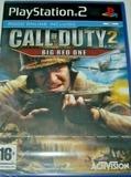 Call of duty 2:Big Red one,ps2,Pal españ - foto