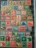 lotes de sellos de Alemania desde 1910 - foto