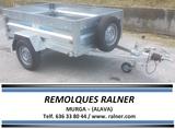 *remolques-carga 2000x1200mm con freno* - foto