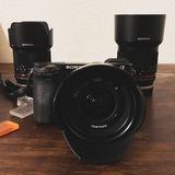 Sony a6500 + Tres Objetivos + Accesorios - foto