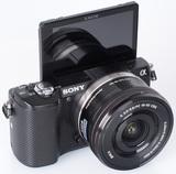 Sony a5000 20.1mp full hd wifi - foto