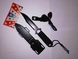 Machete utilizado por la Us army. - foto
