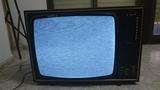 Tv antigua sanyo b/n - foto