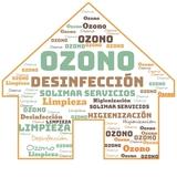 limpieza y desinfección con ozono - foto