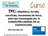 CURSOS PRL PARA SECTOR CONSTRUCCIÓN - foto