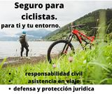 Seguro para ciclistas - foto