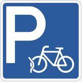 Plazas para bicicletas - foto