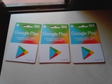 cartas Google play - foto