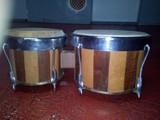 Bongos percusión - foto