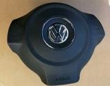 Vw polo 2013 airbag de volante - foto