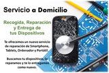 Servicio a Domicilio Reparación Móviles - foto