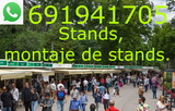 Stands, montaje de stands. Domótica e in - foto