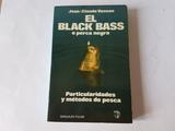 El black bass o perca negra, 1980 - foto