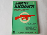 Juguetes electronicos 2, libro, 1973 - foto
